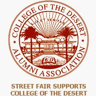 College of the Desert Alumni Association - Street Fair Supports